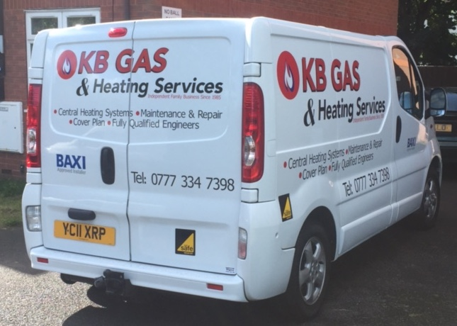 photo of K.B Gas & Heating Services
