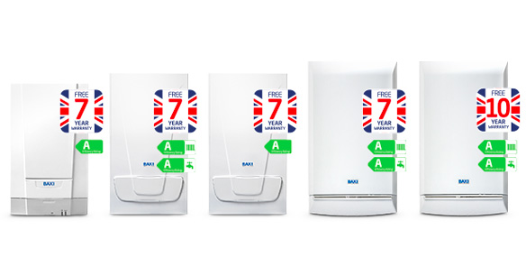 baxi product family